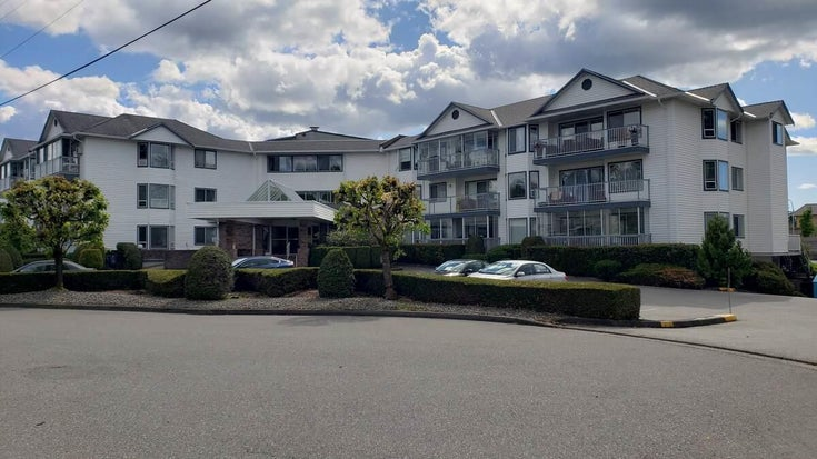 108 2425 CHURCH STREET - Abbotsford West Apartment/Condo for sale, 2 Bedrooms (R2587912)