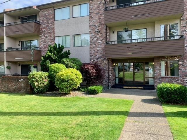 206 33956 ESSENDENE AVENUE - Central Abbotsford Apartment/Condo for sale, 1 Bedroom (R2587925)