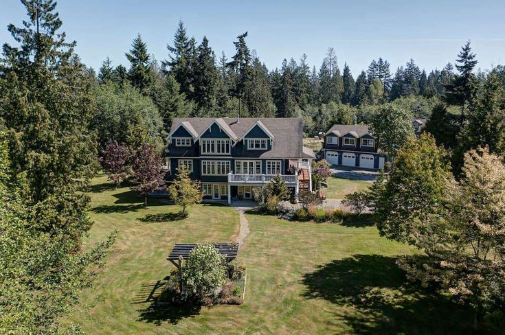 1238 SUNNYSIDE ROAD - Gibsons & Area House with Acreage for sale, 6 Bedrooms (R2587936)