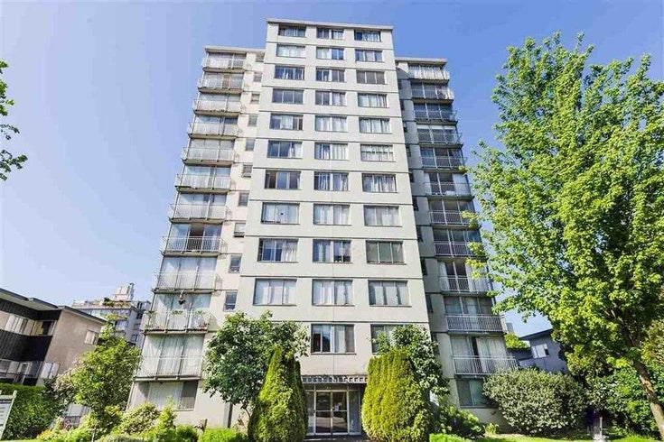 706 1250 BURNABY STREET - West End VW Apartment/Condo for sale, 1 Bedroom (R2587984)