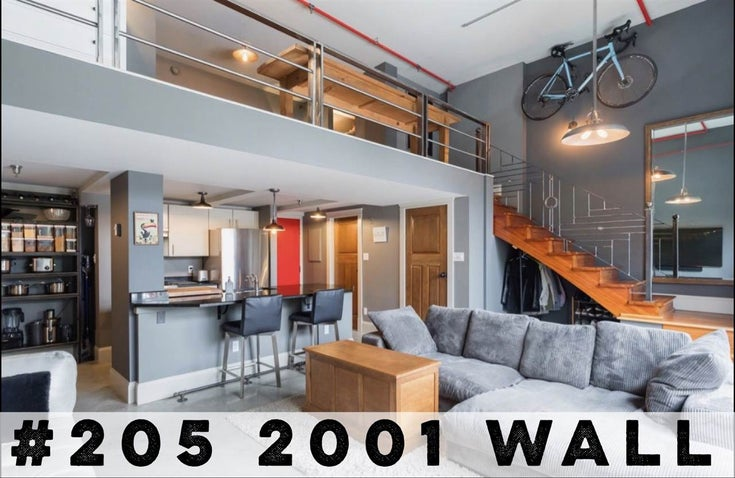 205 2001 WALL STREET - Hastings Apartment/Condo for sale, 1 Bedroom (R2587997)