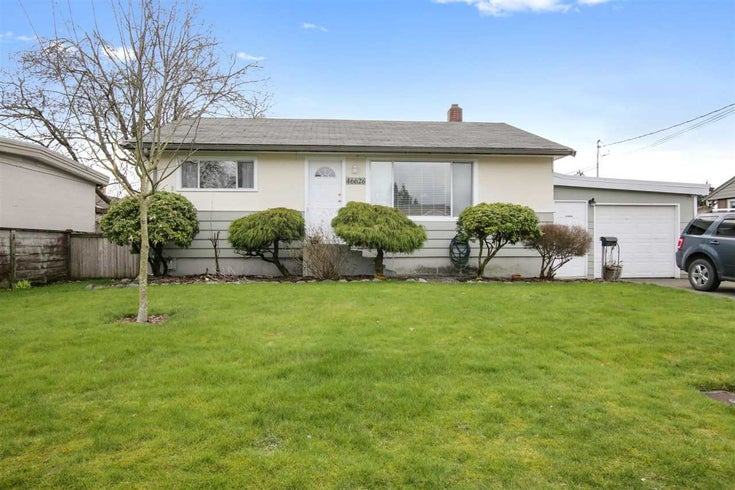 46626 FRASER AVENUE - Chilliwack E Young-Yale House/Single Family for sale, 3 Bedrooms (R2588013)