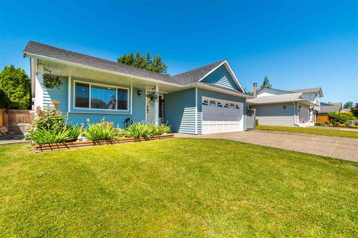 8695 TILSTON STREET - Chilliwack E Young-Yale House/Single Family for sale, 3 Bedrooms (R2588024)