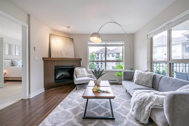 A305 8929 202 STREET - Walnut Grove Apartment/Condo for sale, 2 Bedrooms (R2588074)