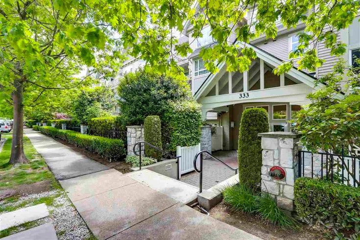 219 333 E 1ST STREET - Lower Lonsdale Apartment/Condo for sale, 1 Bedroom (R2588076)