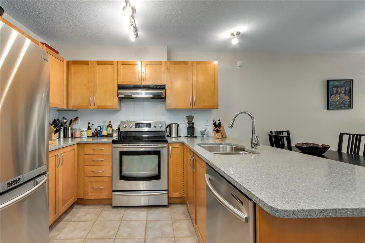 219 333 E 1ST STREET - Lower Lonsdale Apartment/Condo for sale, 1 Bedroom (R2588076) - #4