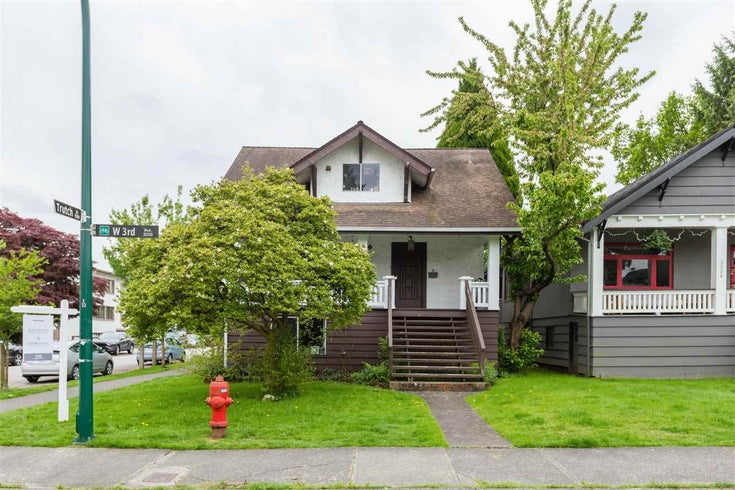 3206 W 3RD AVENUE - Kitsilano House/Single Family for sale, 7 Bedrooms (R2588183)