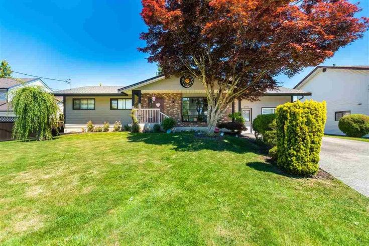 45359 STEVENSON ROAD - Sardis West Vedder Rd House/Single Family for sale, 5 Bedrooms (R2588190)