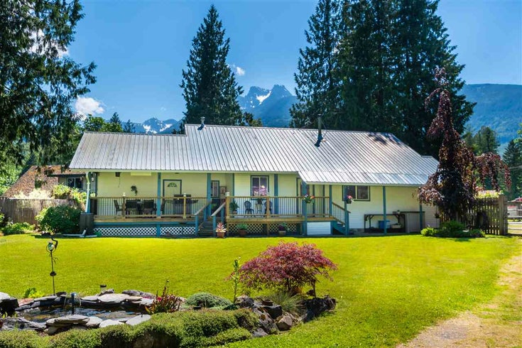 50551 O'BYRNE ROAD - Chilliwack River Valley House/Single Family for sale, 4 Bedrooms (R2588240)