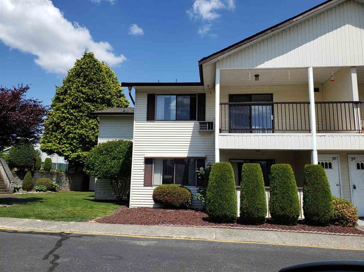 29 32959 GEORGE FERGUSON WAY - Central Abbotsford Townhouse for sale, 2 Bedrooms (R2588253)