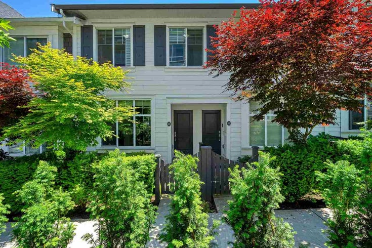 11 13636 81A AVENUE - Bear Creek Green Timbers Townhouse for sale, 3 Bedrooms (R2588293)