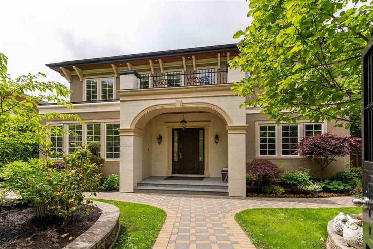 4337 ANGUS DRIVE - Shaughnessy House/Single Family for sale, 6 Bedrooms (R2588318)