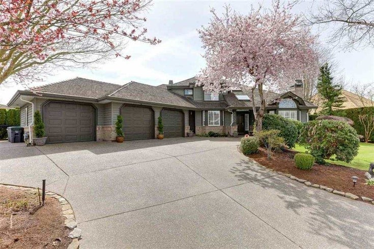 16296 HIGH PARK AVENUE - Morgan Creek House/Single Family for sale, 6 Bedrooms (R2588356)