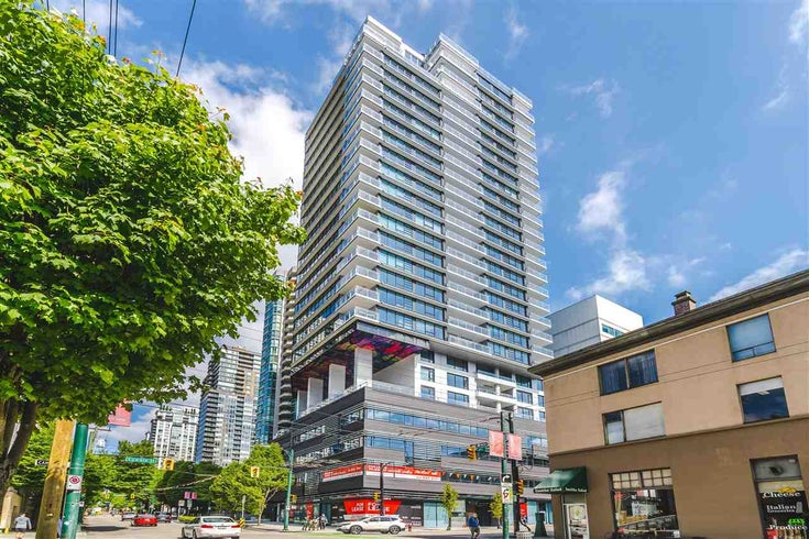 1605 885 CAMBIE STREET - Downtown VW Apartment/Condo for sale, 2 Bedrooms (R2588364)