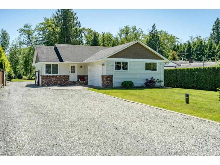 23668 36A AVENUE - Campbell Valley House/Single Family for sale, 3 Bedrooms (R2588371)