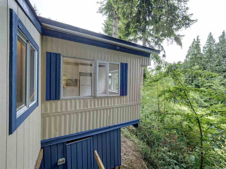 12 5294 SELMA PARK ROAD - Sechelt District Manufactured for sale, 2 Bedrooms (R2588410)