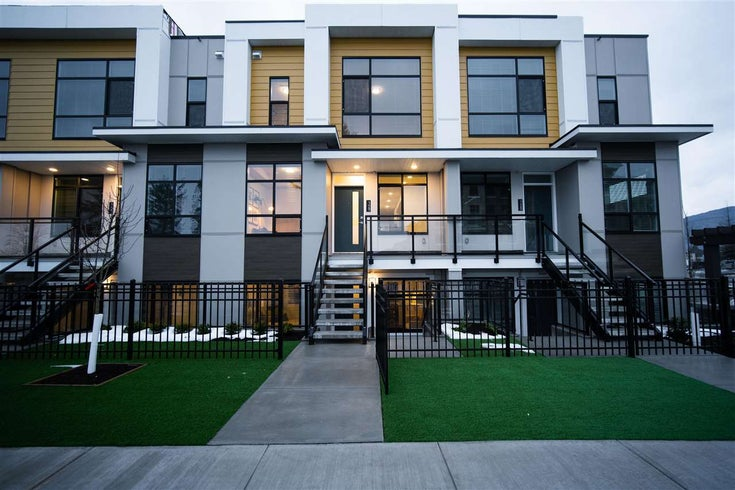 115 46150 THOMAS ROAD - Sardis East Vedder Rd Townhouse for sale, 4 Bedrooms (R2588416)