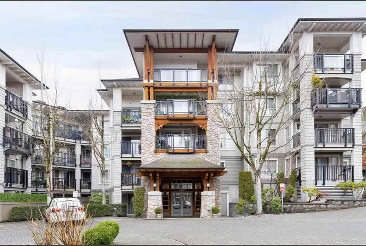 303 2958 SILVER SPRINGS BOULEVARD - Westwood Plateau Apartment/Condo for sale, 2 Bedrooms (R2588418)