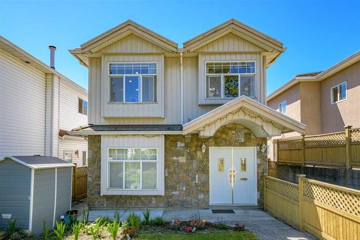 7855 FRASER STREET - South Vancouver 1/2 Duplex for sale, 6 Bedrooms (R2588455)