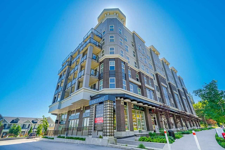 202 20826 72 AVENUE - Willoughby Heights Apartment/Condo for sale, 1 Bedroom (R2588544)