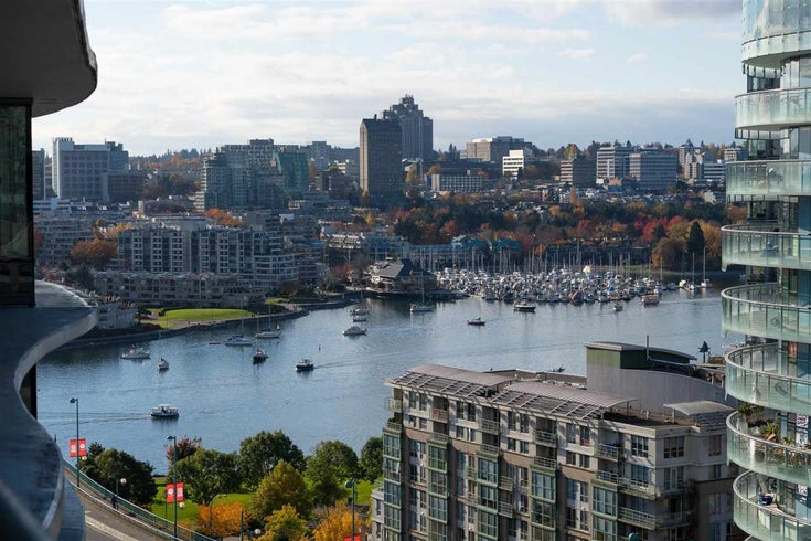 1112 68 SMITHE STREET - Downtown VW Apartment/Condo for sale, 1 Bedroom (R2588565)