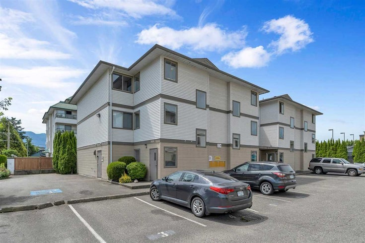 207 7435 SHAW AVENUE - Sardis East Vedder Rd Apartment/Condo for sale, 2 Bedrooms (R2588580)