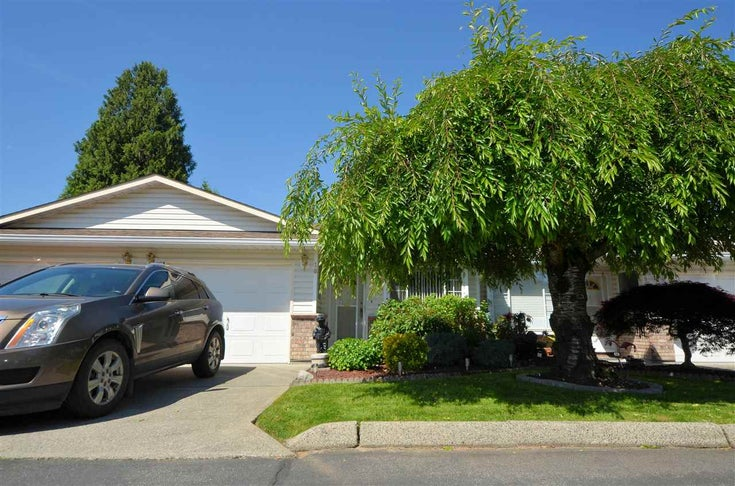 18 18960 ADVENT ROAD - Central Meadows Townhouse for sale, 2 Bedrooms (R2588631)