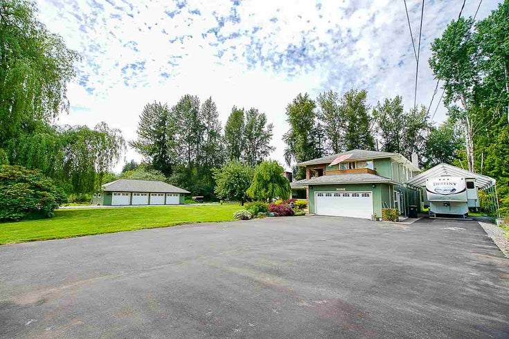 25071 54 AVENUE - Salmon River House with Acreage for sale, 4 Bedrooms (R2588637)