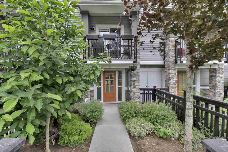 3 20856 76 AVENUE - Willoughby Heights Townhouse for sale, 3 Bedrooms (R2588656)