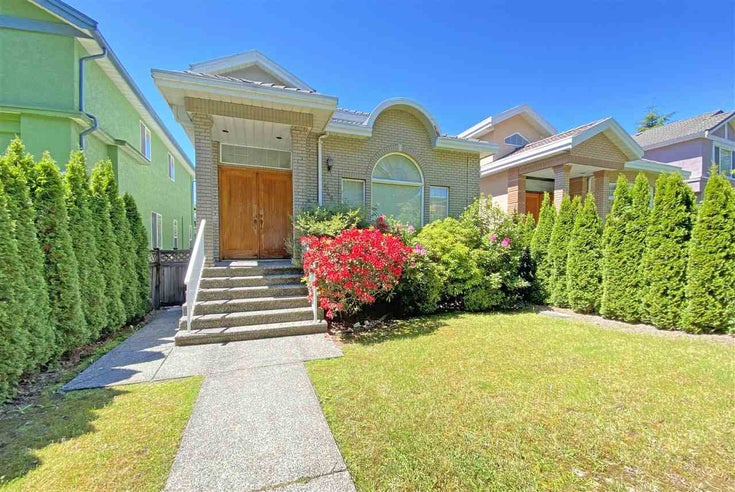 8467 CORNISH STREET - S.W. Marine House/Single Family for sale, 6 Bedrooms (R2588690)