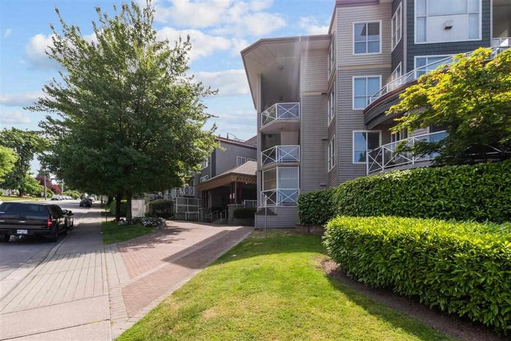 126 528 ROCHESTER AVENUE - Coquitlam West Apartment/Condo for sale, 1 Bedroom (R2588746)