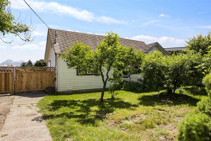 9406 WOODBINE STREET - Chilliwack E Young-Yale House/Single Family for sale, 2 Bedrooms (R2588757)