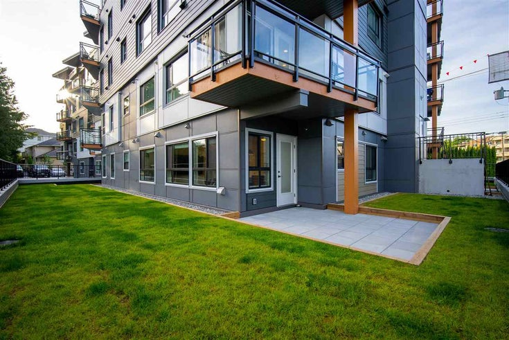 107 33568 GEORGE FERGUSON WAY - Central Abbotsford Apartment/Condo for sale, 2 Bedrooms (R2588788)