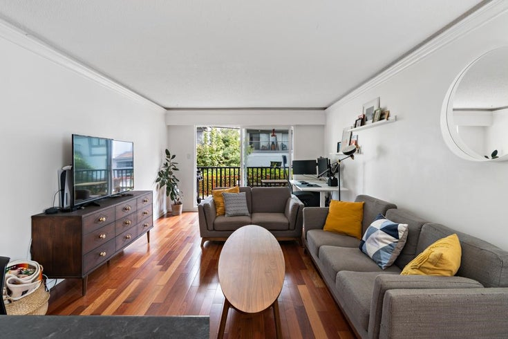 202 270 W 1ST STREET - Lower Lonsdale Apartment/Condo for sale, 2 Bedrooms (R2588809)