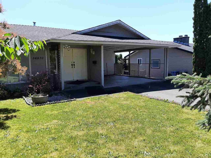 34870 MCCABE PLACE - Abbotsford East House/Single Family for sale, 4 Bedrooms (R2588843)