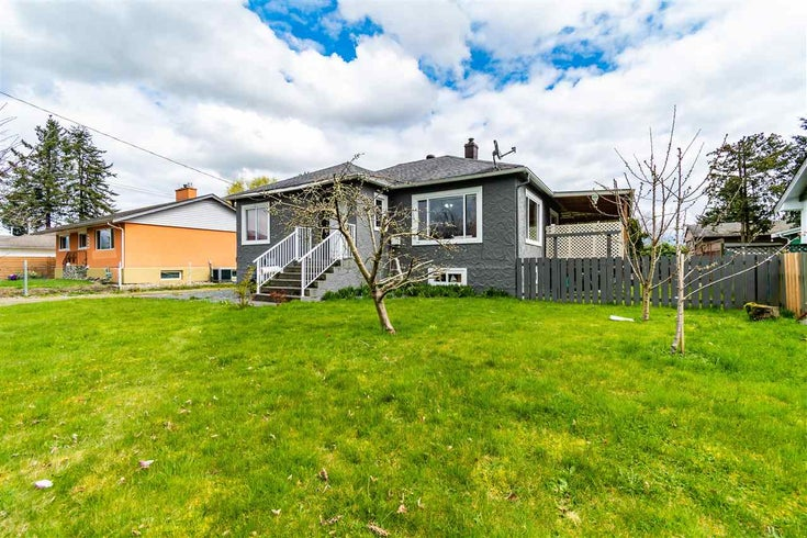 9314 WOODBINE STREET - Chilliwack E Young-Yale House/Single Family for sale, 4 Bedrooms (R2588901)