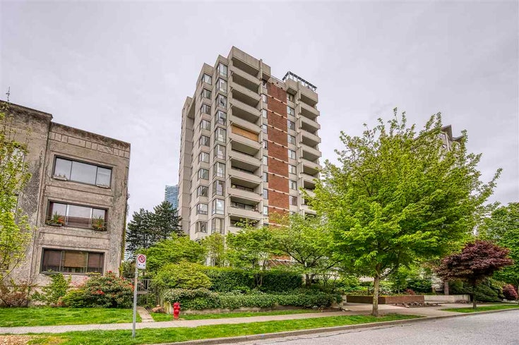 703 1127 BARCLAY STREET - West End VW Apartment/Condo for sale, 2 Bedrooms (R2588978)
