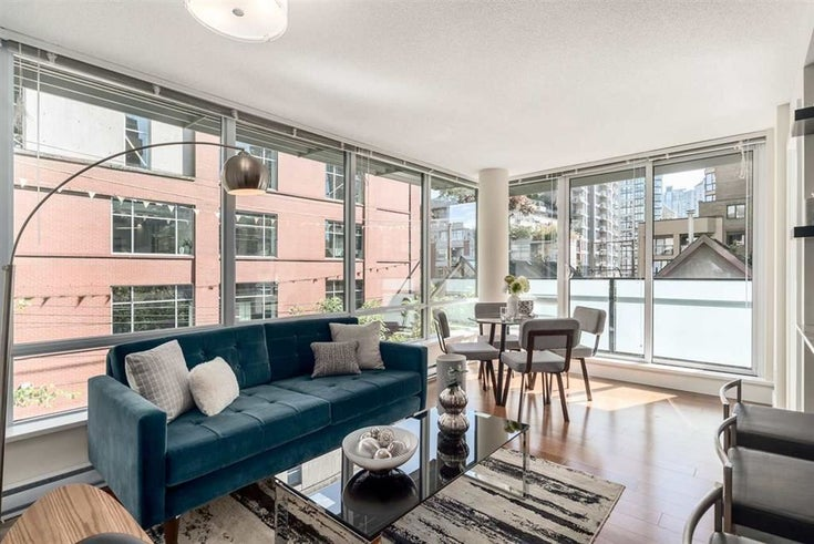 301 1088 RICHARDS STREET - Yaletown Apartment/Condo for sale, 2 Bedrooms (R2588988)