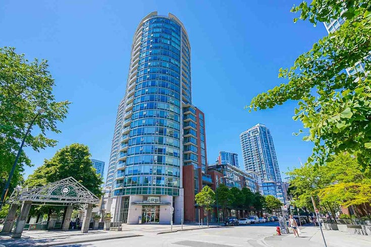 607 58 KEEFER PLACE - Downtown VW Apartment/Condo for sale, 1 Bedroom (R2588993)