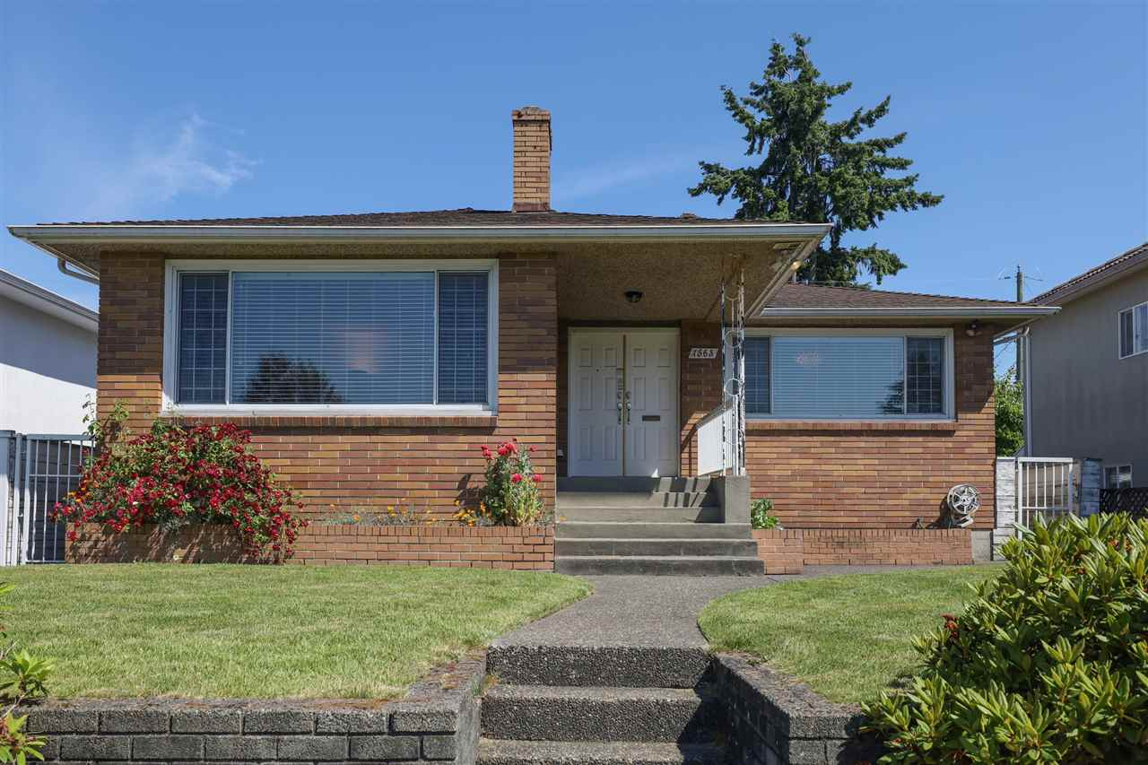 1563 E 59TH AVENUE - Fraserview VE House/Single Family for sale, 4 Bedrooms (R2589048) - #1