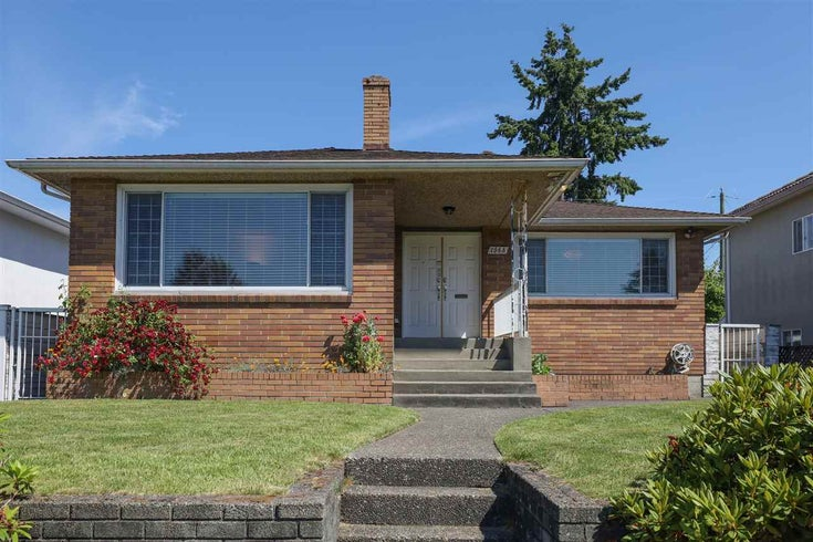 1563 E 59TH AVENUE - Fraserview VE House/Single Family for sale, 4 Bedrooms (R2589048)