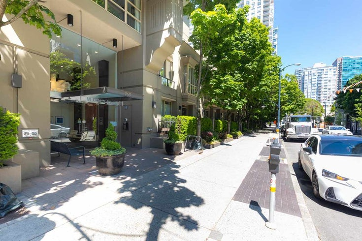 1708 969 RICHARDS STREET - Downtown VW Apartment/Condo for sale, 1 Bedroom (R2589054)