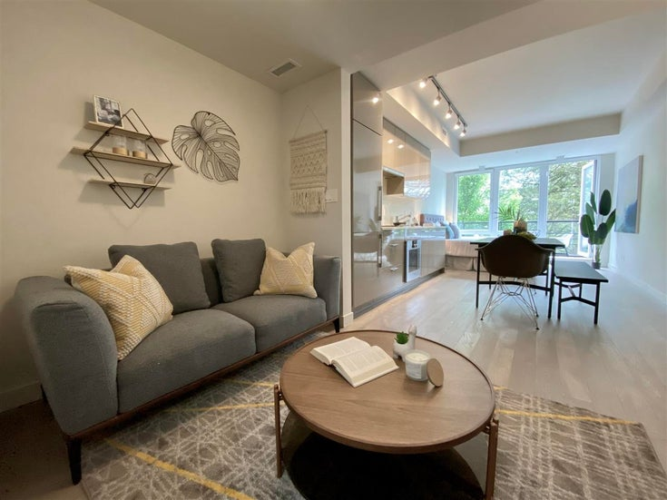 204 4408 CAMBIE STREET - Cambie Apartment/Condo for sale, 1 Bedroom (R2589065)