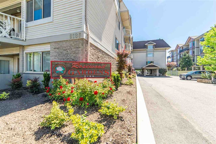 216 9186 EDWARD STREET - Chilliwack W Young-Well Apartment/Condo for sale, 2 Bedrooms (R2589084)