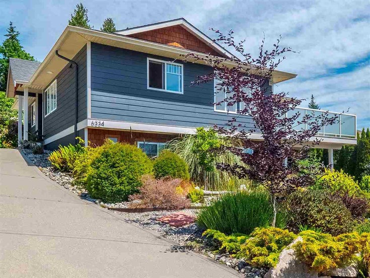 6334 SAMRON ROAD - Sechelt District House/Single Family for sale, 4 Bedrooms (R2589104)