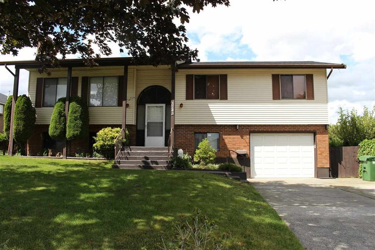3743 BALSAM CRESCENT - Central Abbotsford House/Single Family for sale, 3 Bedrooms (R2589123)