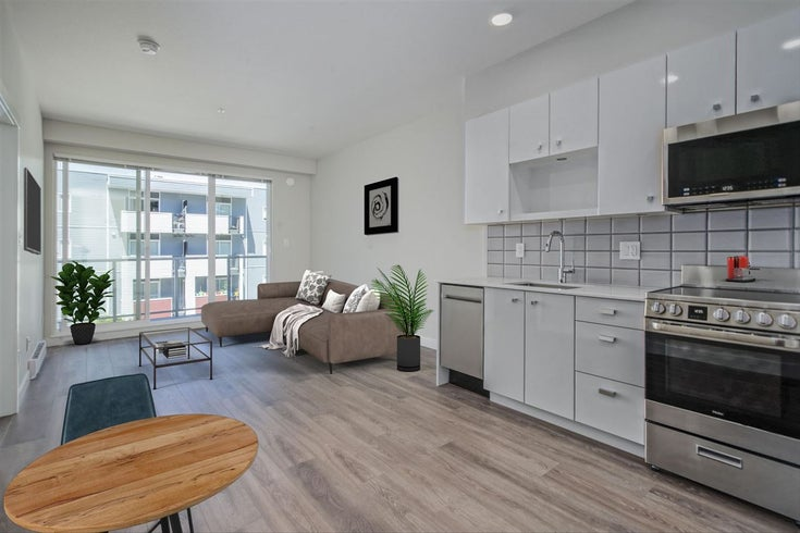 319 10838 WHALLEY BOULEVARD - Bolivar Heights Apartment/Condo for sale, 1 Bedroom (R2589128)
