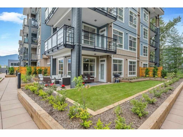 213 45562 AIRPORT ROAD - Chilliwack W Young-Well Apartment/Condo for sale, 2 Bedrooms (R2589155)