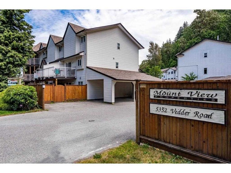 10 5352 VEDDER ROAD - Vedder S Watson-Promontory Townhouse for sale, 3 Bedrooms (R2589162)