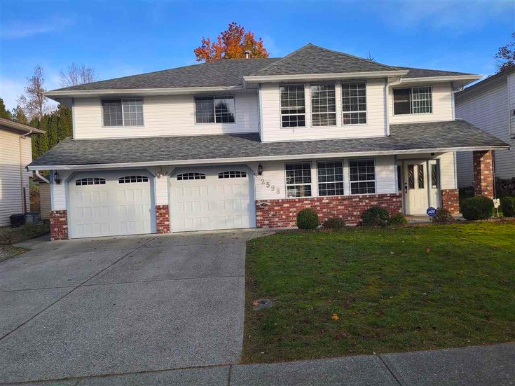 2598 MITCHELL STREET - Abbotsford West House/Single Family for sale, 5 Bedrooms (R2589171)